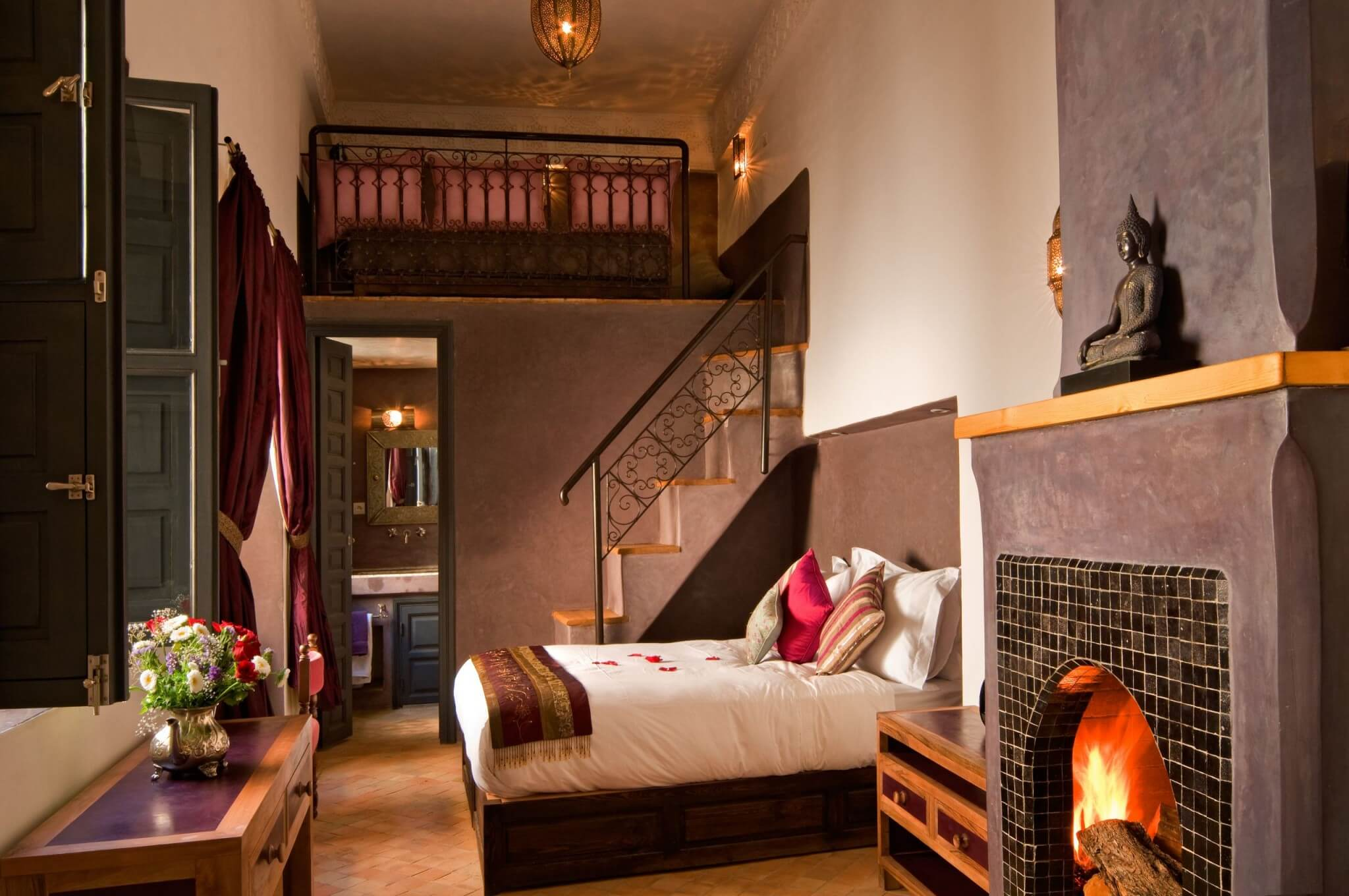 luxury meknes suite riad cinnamon