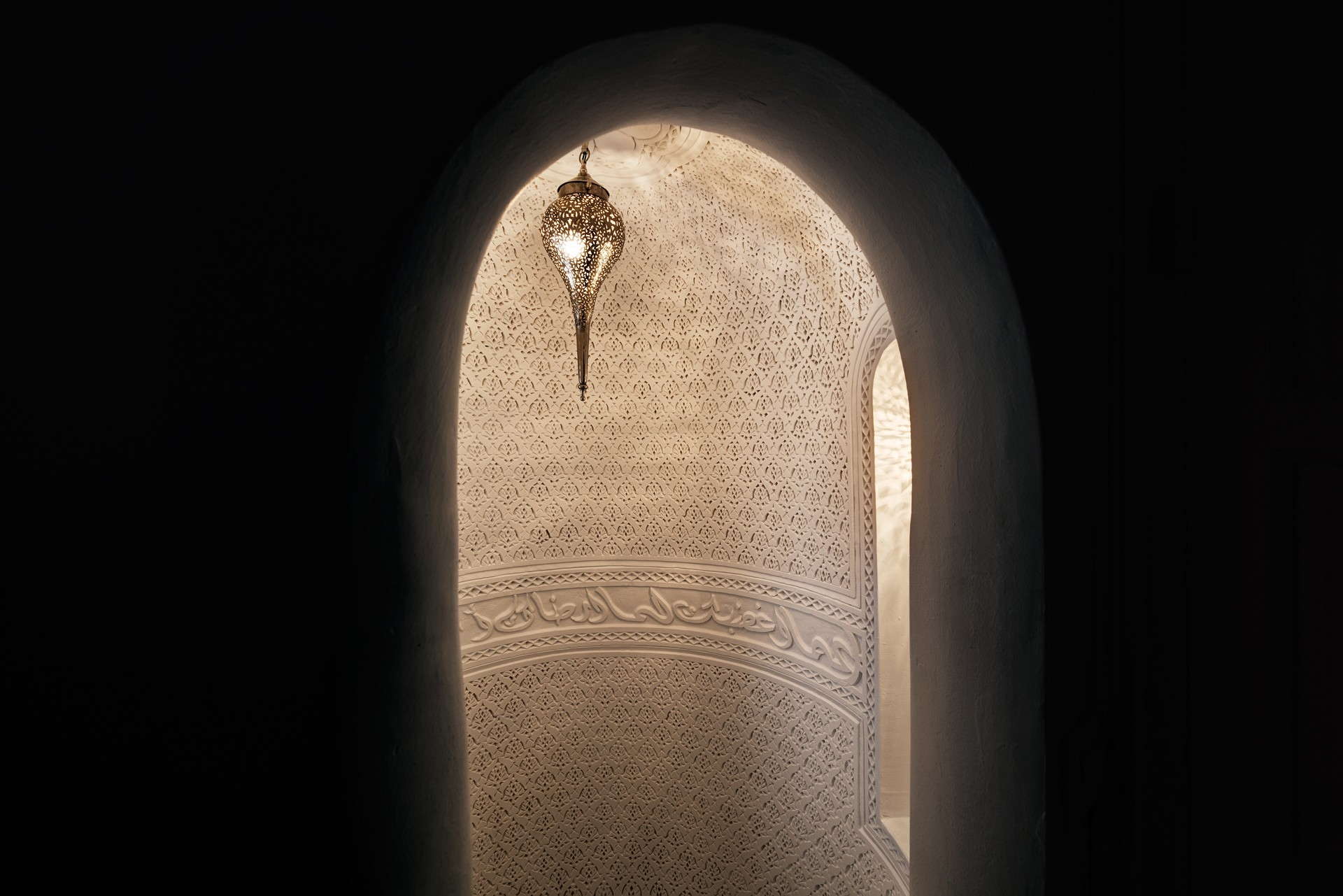 meditation pod star riad marrakech